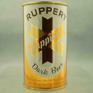 ruppert knickerbocker 126-36 flat top beer can 1