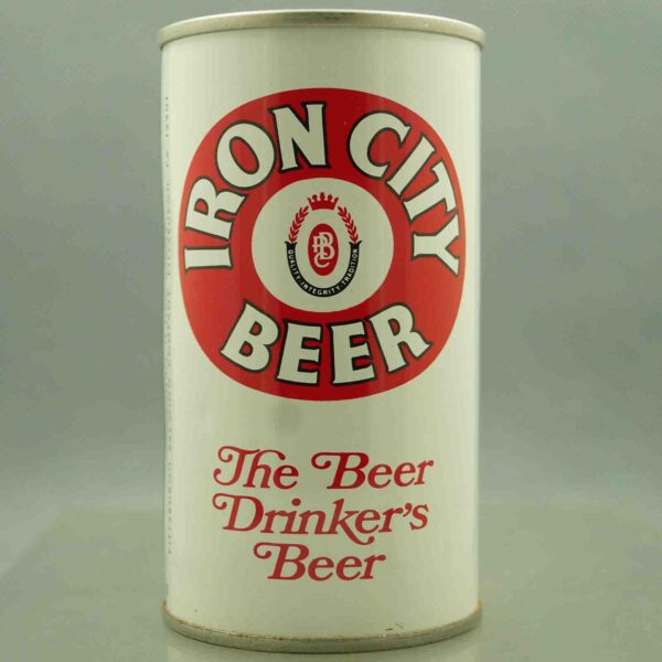 iron city 79-21 pull tab beer can 1