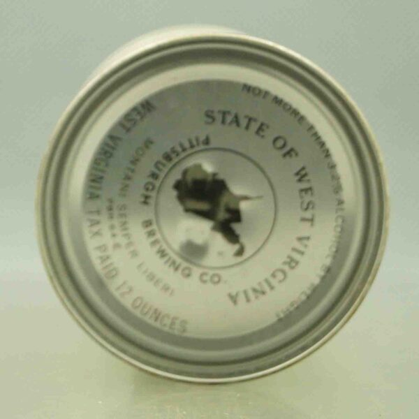 iron city 79-21 pull tab beer can 6