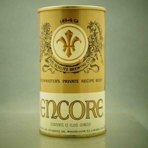 encore 61-39 pull tab beer can 3