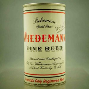 wiedemann 134-29 pull tab beer can 1