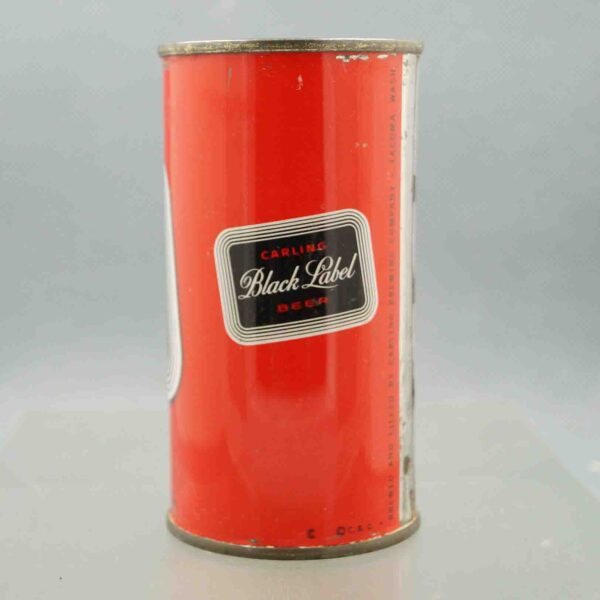 black label 38-20 flat top beer can 3