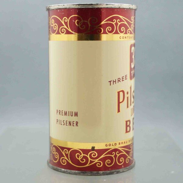 thirty three 138-30 flat top beer can 4