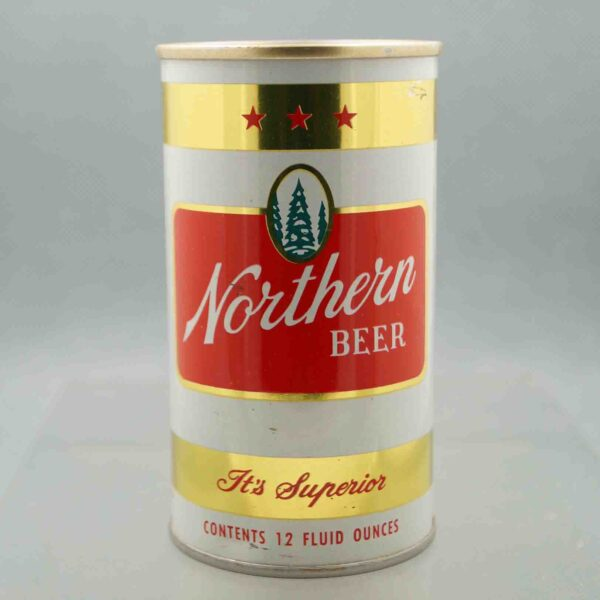 northern pull tab beer can 1
