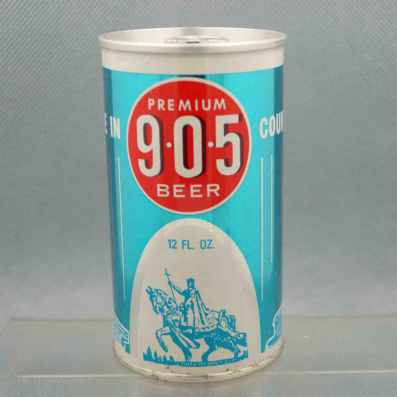 905 98-17 pull tab beer can 1