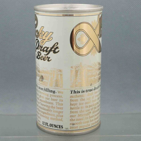 lucky 89-32 pull tab beer can 2