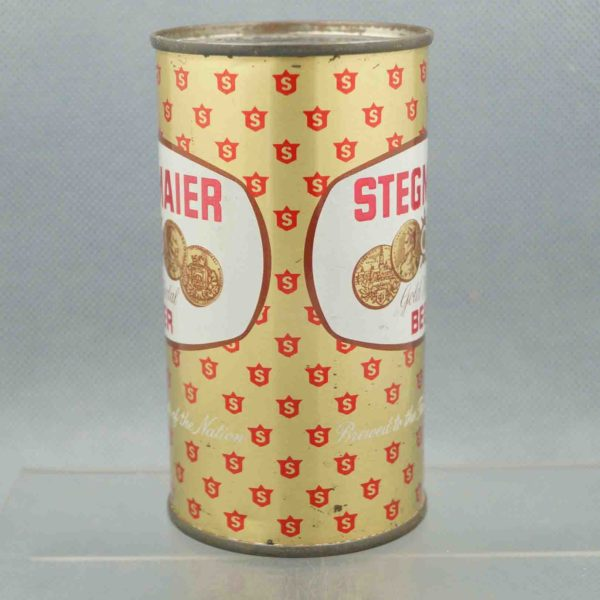 stegmaier 136-6 flat top beer can 2