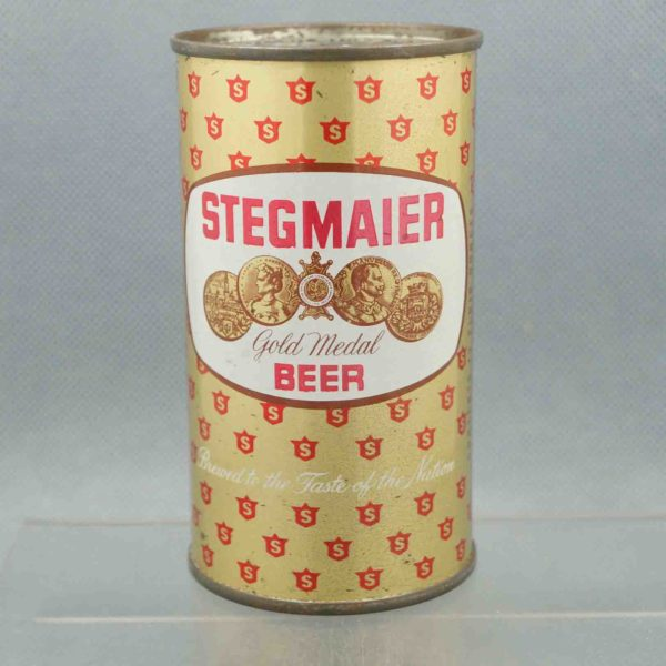 stegmaier 136-6 flat top beer can 3