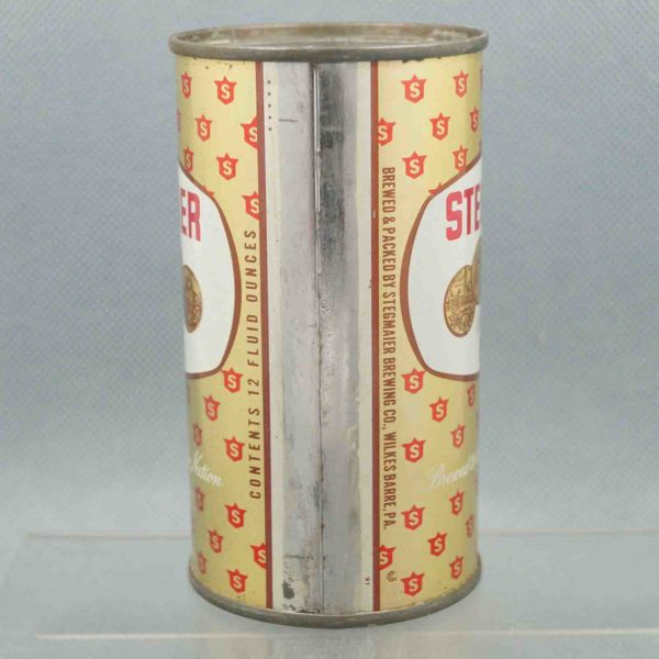 stegmaier 136-6 flat top beer can 4
