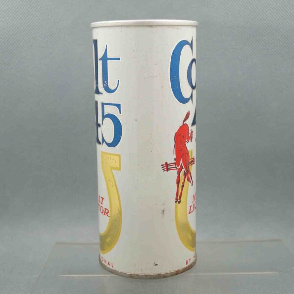 colt 45 147-31 pull tab beer can 2