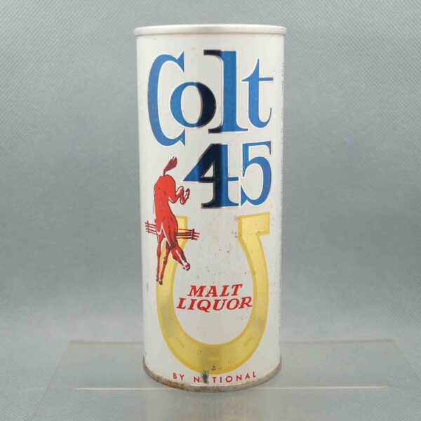 colt 45 147-31 pull tab beer can 3