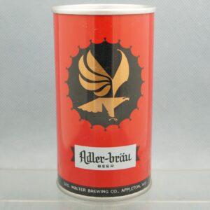 adler brau 32-21 pull tab beer can 1