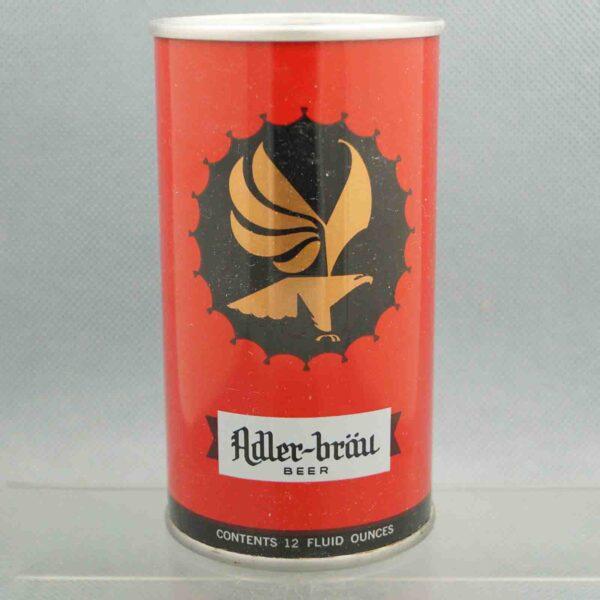 adler brau 32-21 pull tab beer can 3