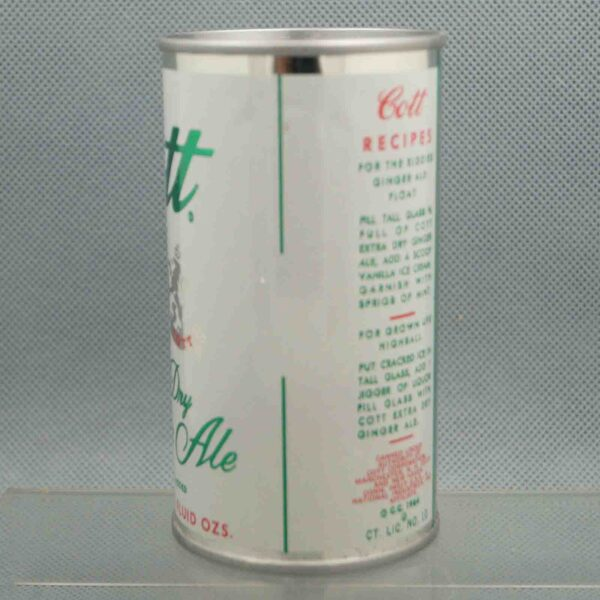 cott c1160-41 flat top soda can 2