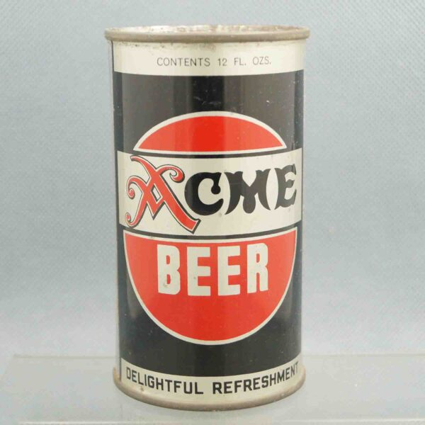 acme 29-3 flat top beer can 1