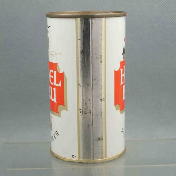 heidel brau 81-3 flat top beer can 4