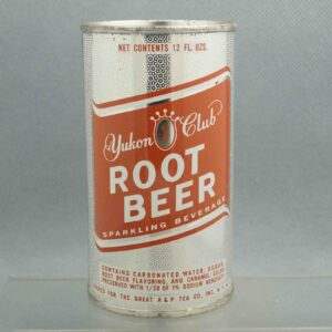 yukon club y60-1 flat top beer can 1