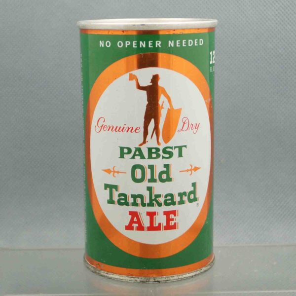 pabst 106-24 pull tab beer can 1