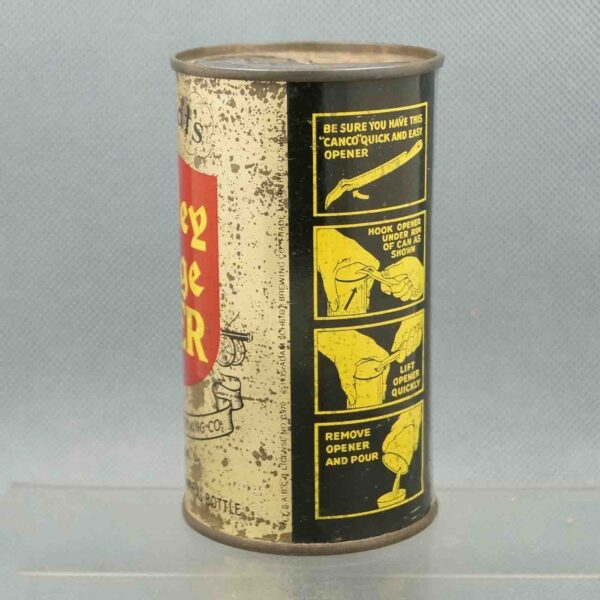 valley forge 142-34 flat top beer can 2