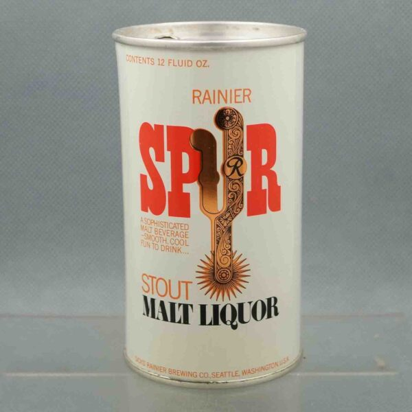spur 245-38 pull tab beer can 1