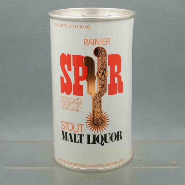 spur 245-38 pull tab beer can 3