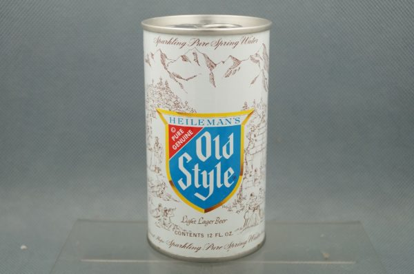 heilemans 75-23 pull tab beer can 1