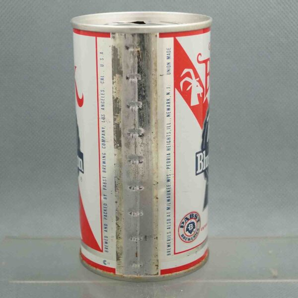 pabst 105-37 pull tab beer can 4