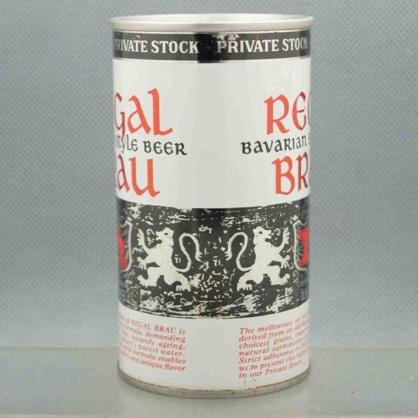 regal brau 114-17 pull tab beer can 2