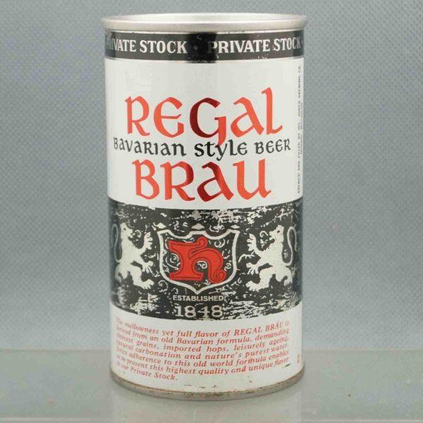 regal brau 114-17 pull tab beer can 3