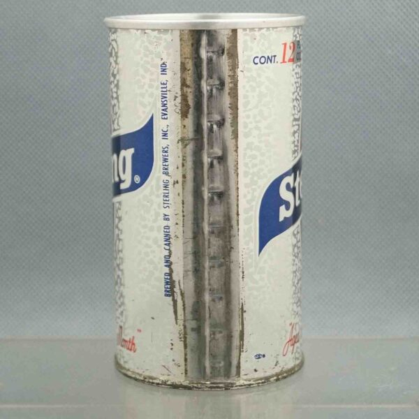 sterling 127-13 pull tab beer can 4