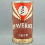 maverick 94-39 flat top beer can 3
