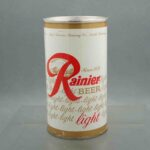 rainier 111-39 pull tab beer can 1