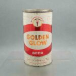 golden glow 73-12 flat top beer can 3