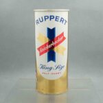 ruppert 164-2 pull tab beer can 1