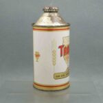 trophy 187-12 cone top beer can 4