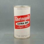 rheingold 124-21 flat top beer can 3