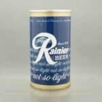 rainier 112-11 pull tab beer can 1