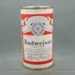 budweiser 44-34 flat top beer can 3