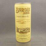 burgie 145-7 pull tab beer can 1