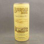 burgie 145-7 pull tab beer can 3