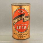 diamond state 53-30 flat top beer can 1