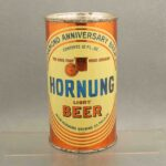 hornung 83-39 flat top beer can 1