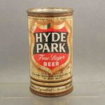 hyde park 84-30 flat top beer can 1