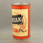 old bohemian l104-23 flat top beer can 2