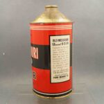 old missouri 216-4 cone top beer can 2