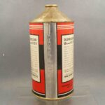 old missouri 216-4 cone top beer can 3