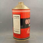 old missouri 216-4 cone top beer can 4