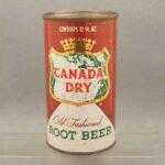 canada dry c160-79 soda can 1