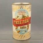 pikes peak 115-30 flat top beer can 1