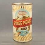 pikes peak 115-30 flat top beer can 3